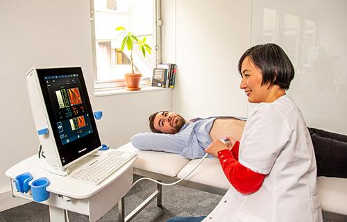 FibroScan Procedure